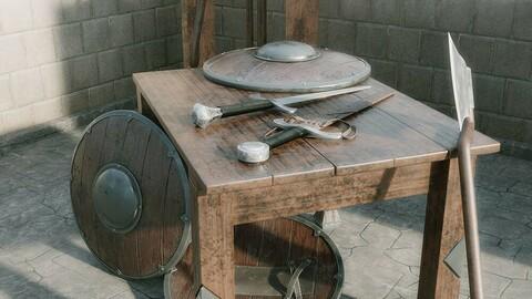 Gladiator Weapons