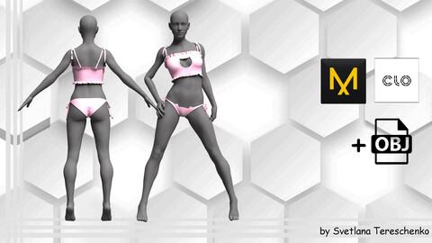 Women underwear Kitti