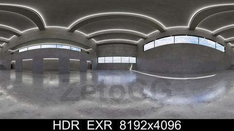 HDRI - Hall Interior 1