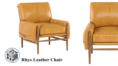 Rhys Leather Chair