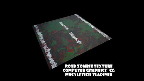 Road_Zombie Texture