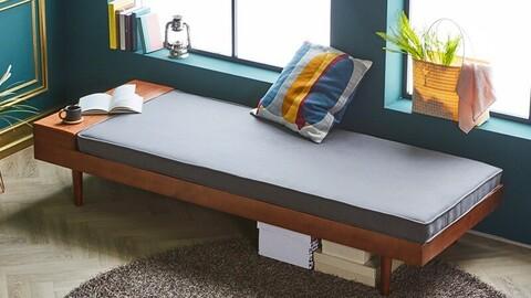 Poulsen Day Bed Aquatex Sofa Bed