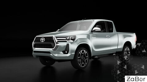 Toyota Hilux Xtra Cab 2021