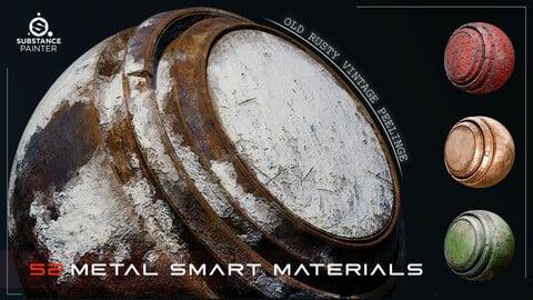53 Metal Smart Materials