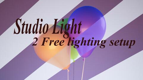 3d Lighting studio