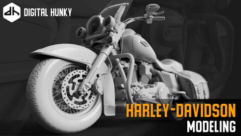 Harley-Davidson Modeling