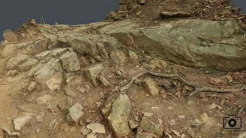 Mountain rock_0003(Photogrametry.Photoscan.obj,Photo)