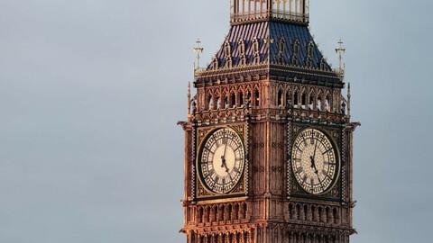 Big Ben tower - Elizabeth tower