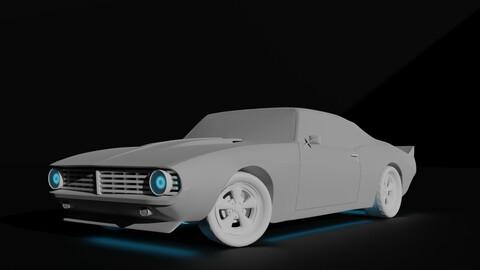 Chevy Camaro 1960