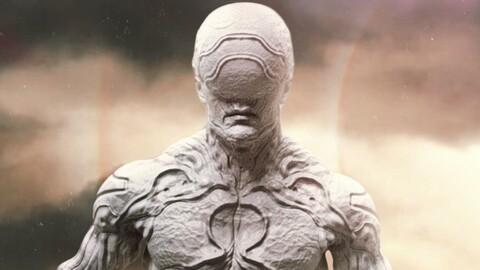 Kryptonian Xenomorph