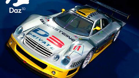 CKL GTR Race Car