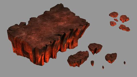 Lava Hell - Shitai - Ground 42