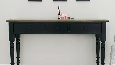 Provin Vanity Console Table