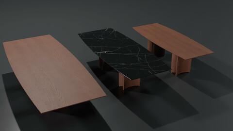 Alan Botte Cristallo Table