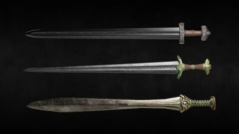 Sword Collection 1
