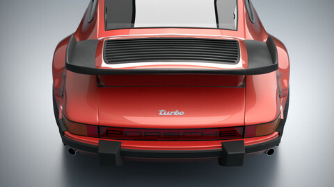 Porsche 911 Turbo (930) (vesion without interiors)