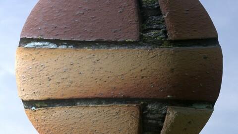 Brick Wall 2 PBR Material