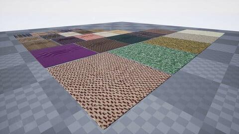 Carpets Vol. 1 UE4
