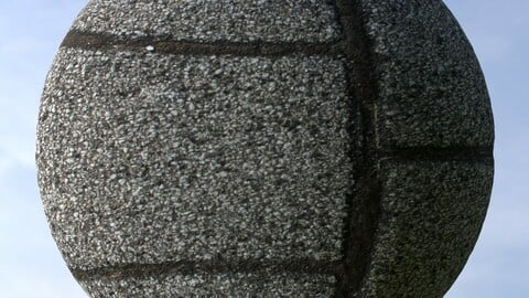 Stone Ground 8 PBR Material