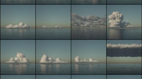 Bunnylever Cumulus Cloud Pack #1