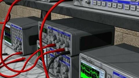Electronic Testgear