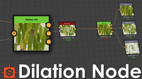 Dilation Node - Substance Designer