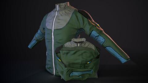 Seva Anti-radiation suit