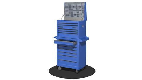 Workshop Tool Storage Cupboard