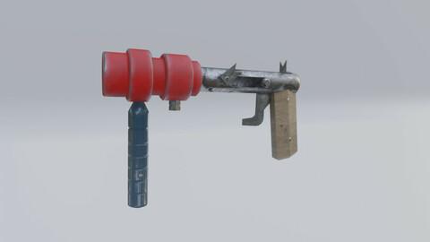 Homemade Pistol