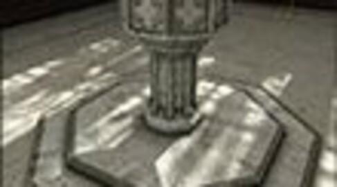 Sacrament Font