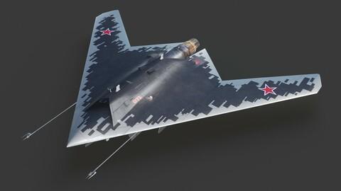 S-70 Okhotnik Hunter UAV