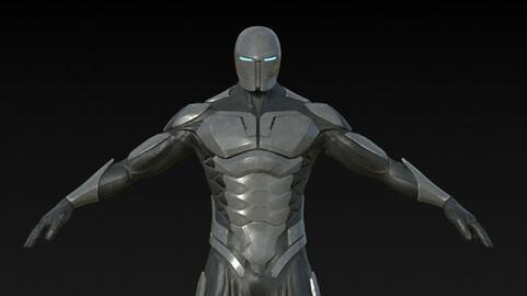 Cyborg Ninja Warrior
