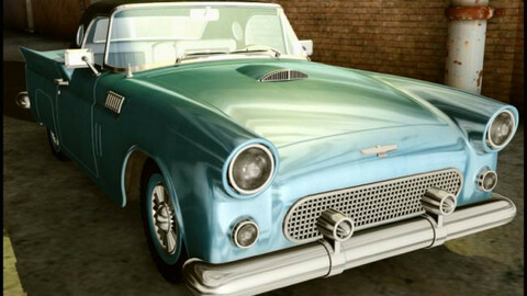 Luxury Car 1950