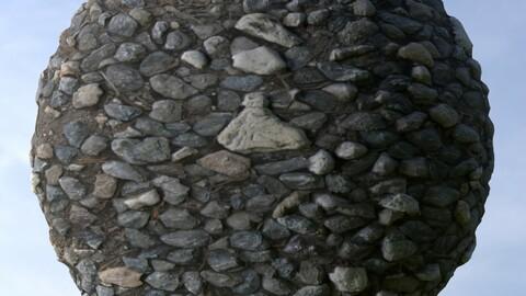 Gravel 17 PBR Material