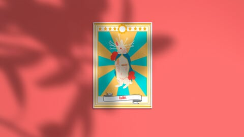 the rabbit tarot card