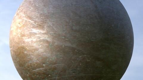 Metal Door 1 PBR Material