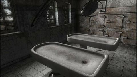 West Park Morgue