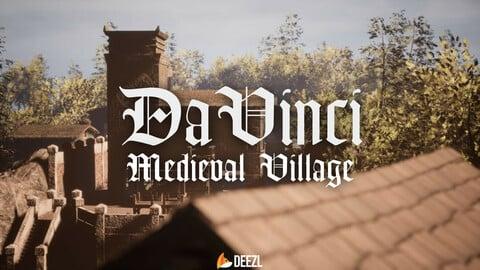Da Vinci Medieval Village