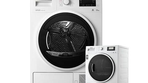 Heat Pump Steam Plus (Steam + Fragrance) Clothes Dryer Large Capacity 11kg
