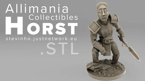 Allimania: HORST for 3D Printing