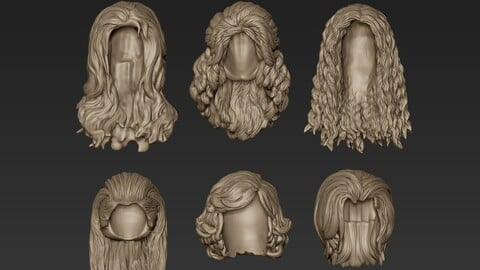 Hair Collection 3