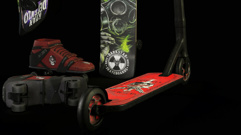 Skate Collection Vol 1