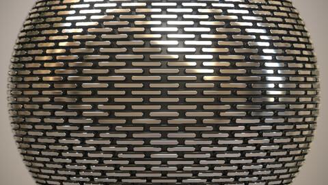 Metal Tiling Floor