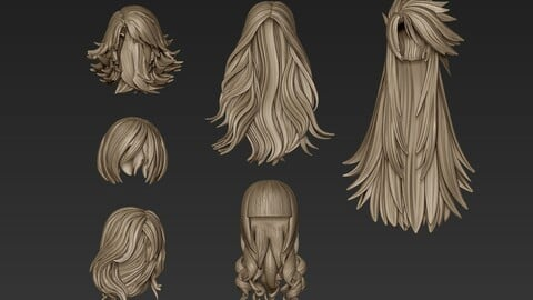 Hair Collection 4