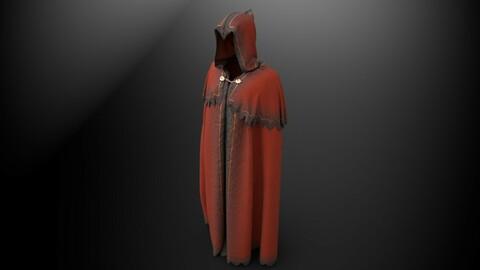 Ember Cloak