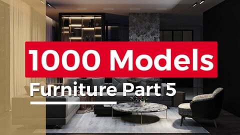 1000 models furniture part 5
