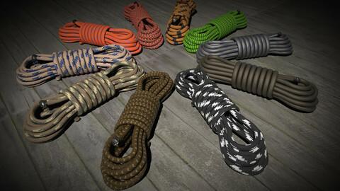 Rope material