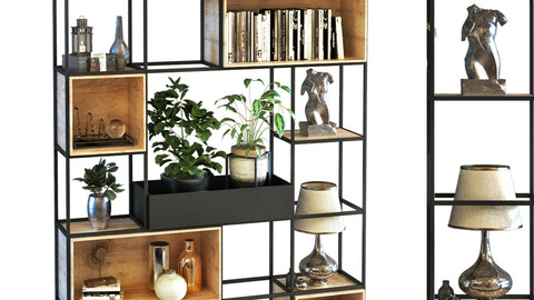 shelf furniture set 011