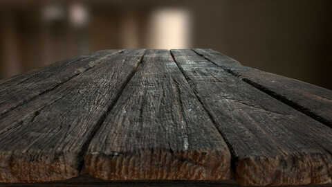 Alchemy Wood Table