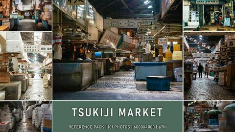 Tsukiji Market - Tokyo | Japan
